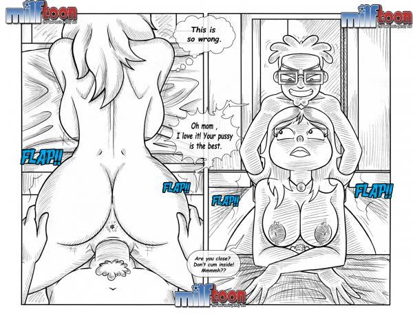 Американский папаша комикс секс 53813 фотография