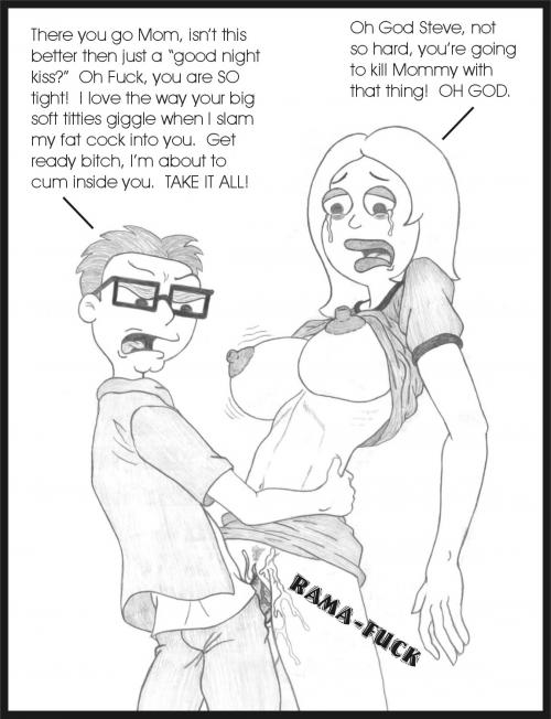 High time to present some special sort of American Dad in form of Hentai art ...